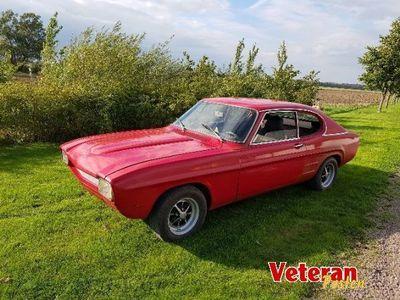 brugt Ford Capri 3000GT XLR