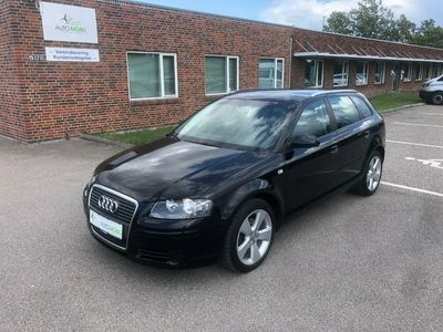 used Audi A3 1,6 Ambition
