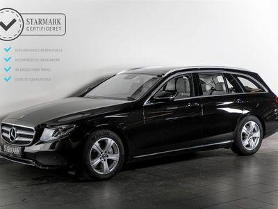brugt Mercedes E350 3,0 Avantgarde st.car aut.