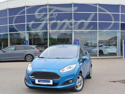 usado Ford Fiesta 1,0 EcoBoost Titanium Start/Stop 125HK 5d