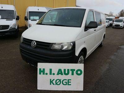 brugt VW Transporter 2,0 TDi 140 Kombi DSG lang
