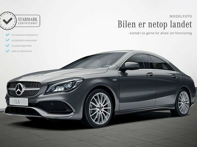 käytetty Mercedes CLA200 1,6 Final Edition aut.