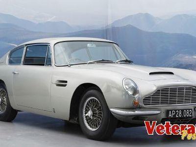 brugt Aston Martin DB6 4,0 Coupe Aut