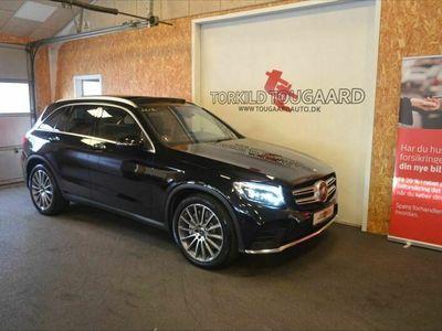 brugt Mercedes GLC350 d AMG Line aut. 4Matic