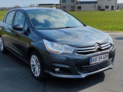brugt Citroën C4 1,4 Attraction