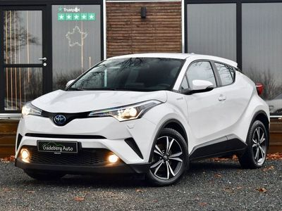brugt Toyota C-HR 1,8 Hybrid C-ENTER CVT
