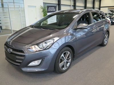 brugt Hyundai i30 1,6 CRDi 110 EM-Edition CW