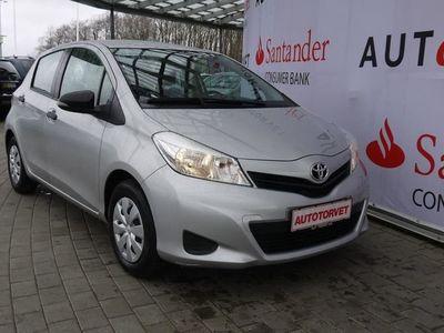 brugt Toyota Yaris 1,0 VVT-I T2 69HK 5d