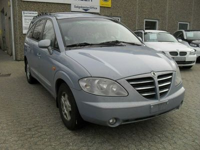used Ssangyong Rodius 2,7 Xdi aut.