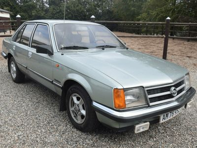 brugt Opel Commodore 2,5 S