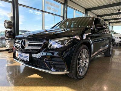 brugt Mercedes GLC220 d AMG Line aut. 4-M