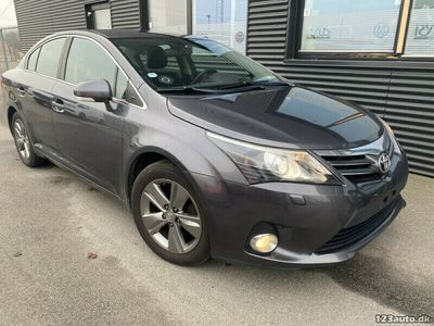 brugt Toyota Avensis 1,8 VVT-i T2 Touch 4d