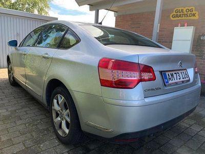 brugt Citroën C5 2.0 hdi 2008