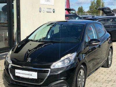 brugt Peugeot 208 1,2 VTi 82 Chili Sky