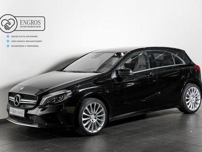 brugt Mercedes A220 d 2,2 aut.