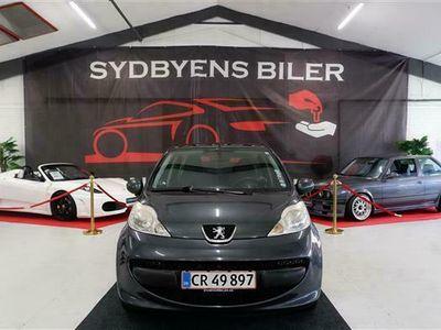 brugt Peugeot 107 1,0 12V Trendy 68HK 5d