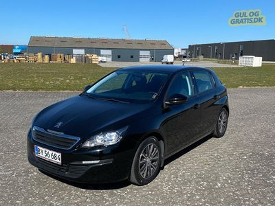 brugt Peugeot 308 Velholdt