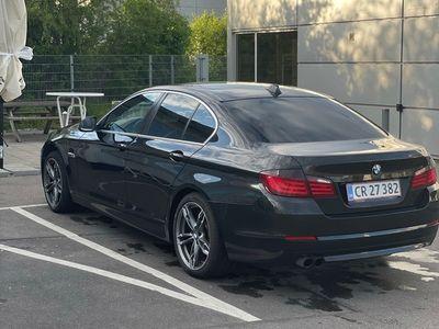 brugt BMW 520 5 SERIE D AUT