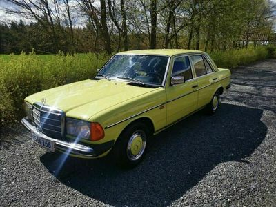brugt Mercedes 200 200 300 (W123)Benzin