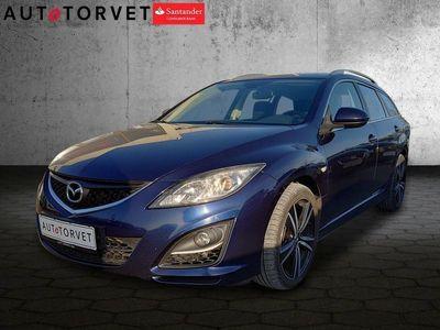 brugt Mazda 6 2,2 DE 163 Advance stc.