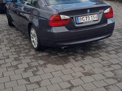 brugt BMW 318 2.0 143 HK