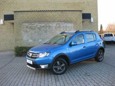 gebraucht Dacia Sandero Stepway 0,9 TCe 90 Prestige