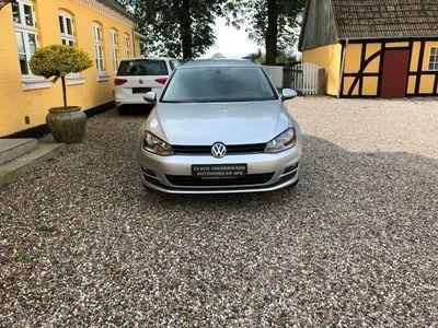 used VW Golf VII 1,6 TDi 110 Comfortl. Vari. DSG BM