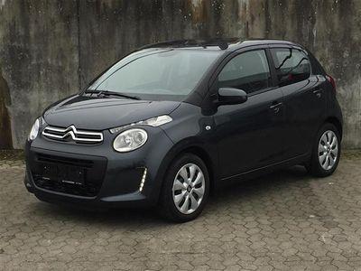 brugt Citroën C1 1,2 PureTech Complet 82HK 5d
