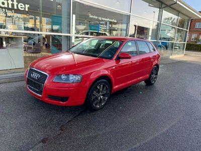 brugt Audi A3 Sportback 1,6 Ambition