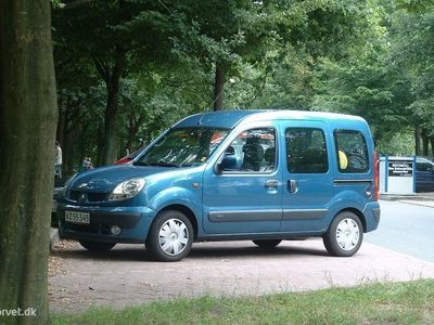 brugt Renault Kangoo 1,6 16V Comfort Privilège 95HK Aut.
