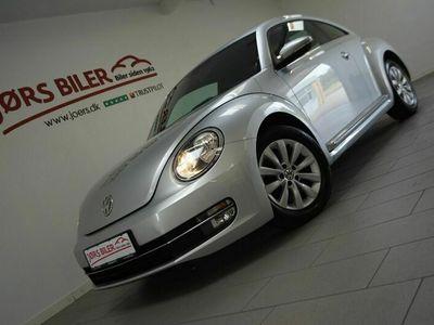 brugt VW Beetle The1,4 TSi 160 Design DSG