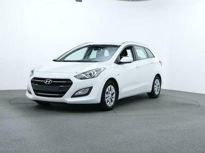 brugt Hyundai i30 Cw 1,6 CRDi Life ISG 110HK Stc 6g A+