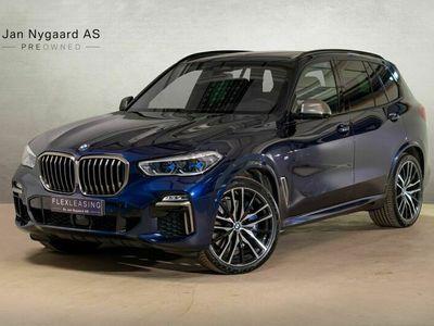 brugt BMW X5 4,4 M50i xDrive aut.