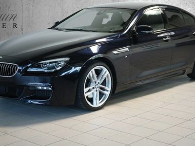 used BMW 640 D Gran Coupe M-Sport