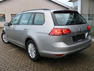 brugt VW Golf Variant 1,6 TDI BlueMotion 110HK Stc 6g