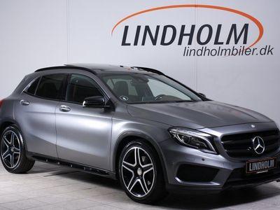 used Mercedes GLA250 2,0 aut. 4-M