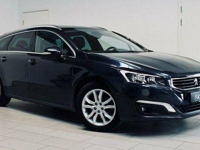 used Peugeot 508 2,0 BlueHDi 150 Allure SW