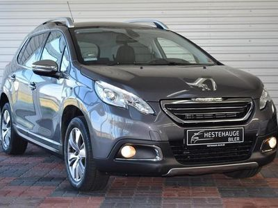 usado Peugeot 2008 1,2 e-Vti Allure ESG 82HK 6g Aut.