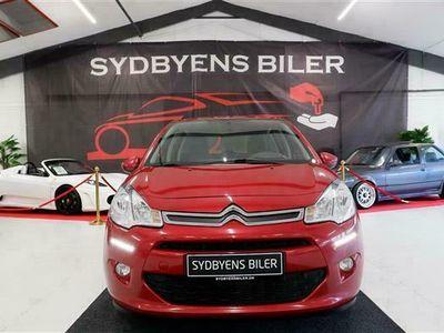 brugt Citroën C3 1,6 Blue HDi Seduction start/stop 100HK 5d