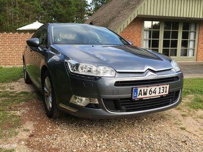 brugt Citroën C5 2,0 HDI Seduction 140HK 6g
