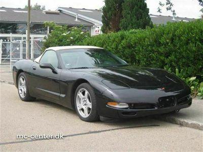 brugt Chevrolet Corvette C5 Cabriolet 1998