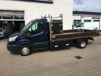 brugt Ford Transit 350 L3 Chassis TDCi 155 Trend H1 RWD