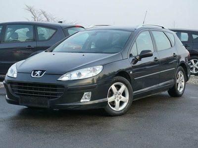used Peugeot 407 1,6 HDi SR SW