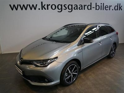 usado Toyota Auris Touring Sports 1,8 B/EL Prestige 136HK Stc Aut.