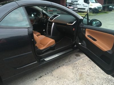 brugt Peugeot 207 CC 1.6 150 HK Sport