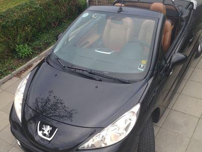 begagnad Peugeot 207 CC 1,6 I