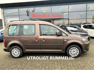 brugt VW Caddy 1,2 TSI Trendline 85HK