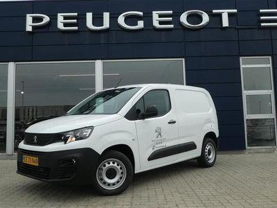 used Peugeot Partner L1 V2 1,5 BlueHDi Ultimate Launch 100HK Van