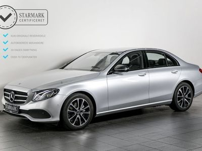 used Mercedes E350 3,0 Avantgarde aut.