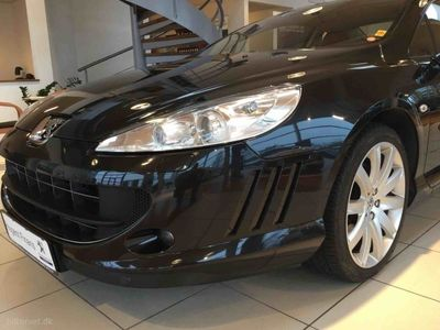 used Peugeot 407 Coupe 2,7 HDI 204HK 2d